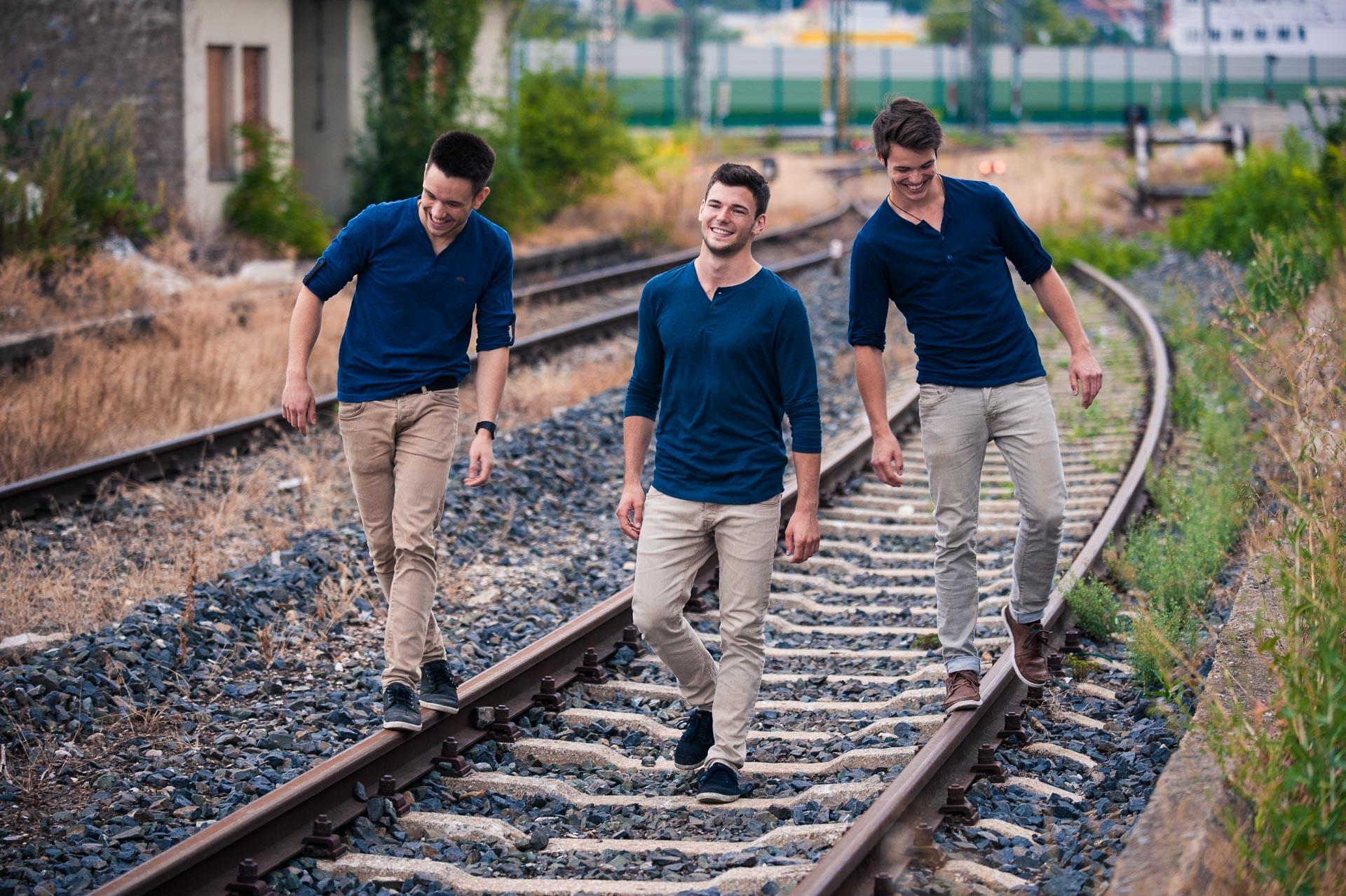 Lukas, Micha, Ben