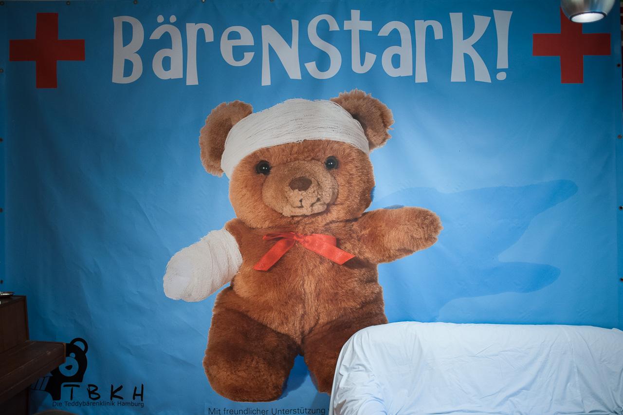 Hamburg - Teddybärenklinik